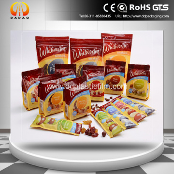 Heat Sealable Metallized BOPP film For Packaging