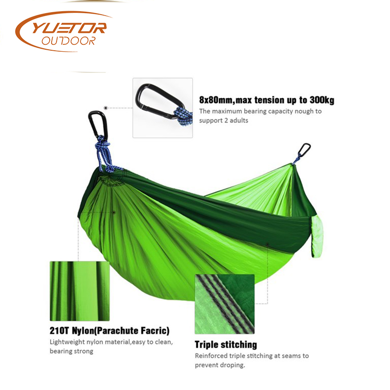 Double Camping Hammock