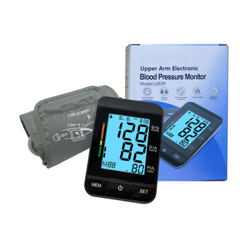 CE FDA Arm BP Monitor Blood Pressure Monitor