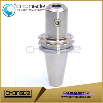 "CAT 40  End Mill Tool Holder  5/8"" Hole"