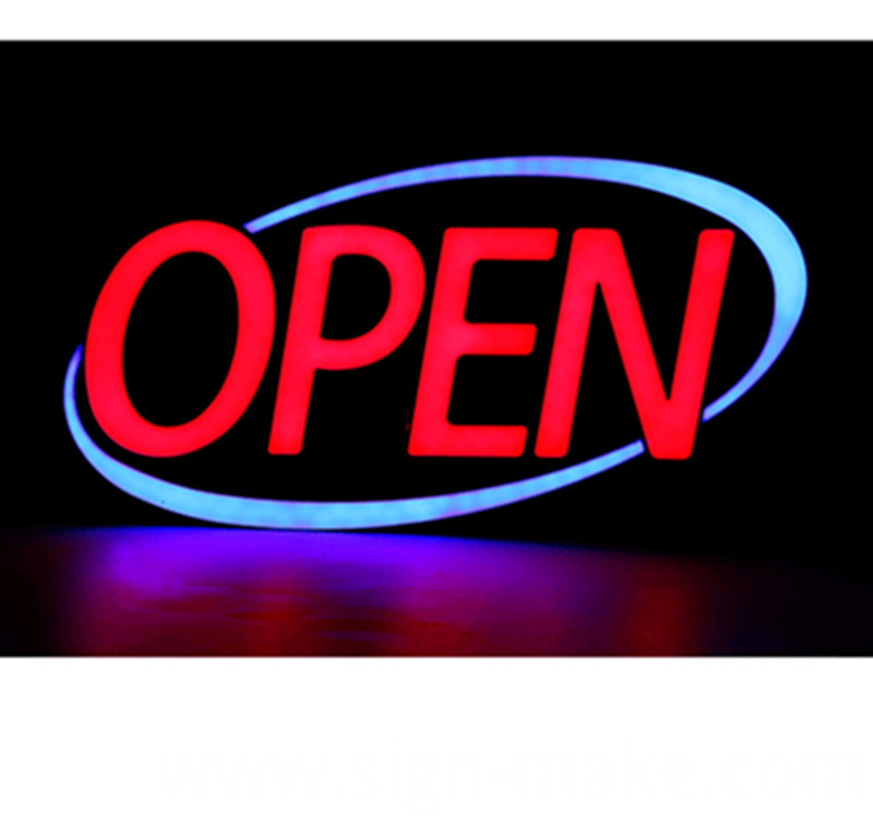 Open Sign For Sale