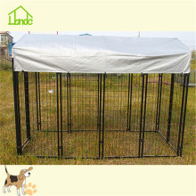 High quality metal dog kennel for medium dogs