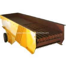 Purchasing for Vibrating Feeder Machine Industrial Mining Ore Stone Vibrating Feeder supply to Benin Supplier