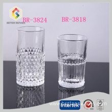 PriceList for for China Glass Double Wall Tumbler, Water Tumbler, Coffee Tumbler Factory wholesale cheap glass water cup supply to South Korea Manufacturer