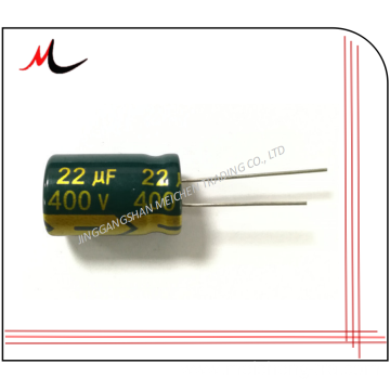 Best Quality for Dip Aluminum Electrolytic Capacitors Aluminum electronic capacitor 100uf 16v 5*11 lowesr supply to China Hong Kong Supplier