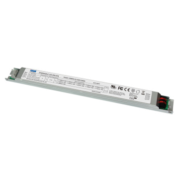 Ultra Slim LED Driver Lineêre Ljocht Power Solution.