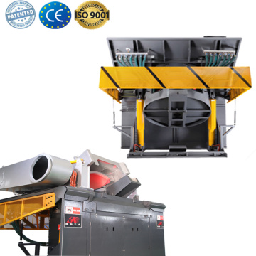 Stainless Steel melting melter machine