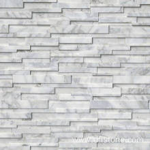 Chinese Professional for China Natural Ledgestone,Ledgestone Panels,Natural Stone Panel Supplier Grey Quarzite Honed 3D Wall Stone Panel supply to Spain Manufacturers