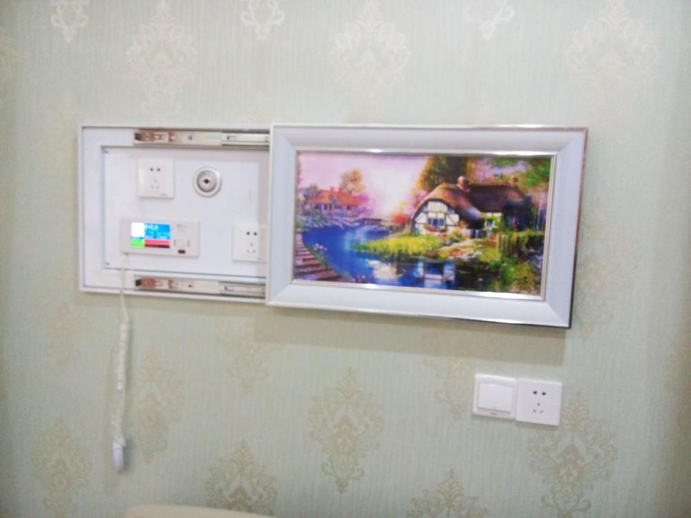 Mural Ward Bed Head Panel for Gas Supply