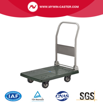 New platform hand trolley , platform hand trolley for warehouse, platform trolley
