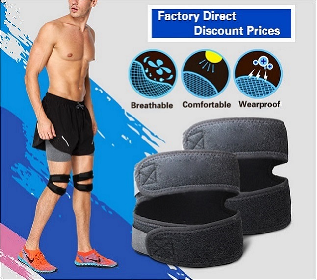 wearproof knee support