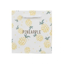 Pineapple Gift Shopping Paper Bags