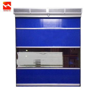 High quality PVC hard speed Door