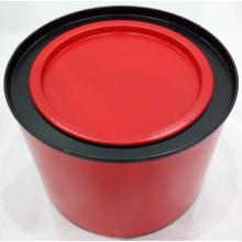 Round Customized Coffee Tin Box