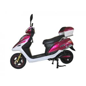 Hydraulic shock  trunk electric scooter