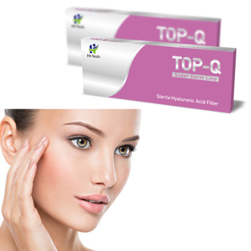 2ml Injectable HA Dermal Filler Hyaluronic Acid Injection