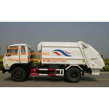 4x2 Sinotruk garbage collection truck