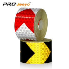 Hi vis arrowhead led reflective tape