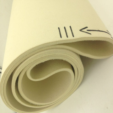 OEM for China Heat Transfer Printing Felt Belt,Industrial Endless Felt Belt,Nomex Transfer Printing Felt Belt Factory Durable Endless Blanket For Heat Press Machine supply to Italy Wholesale