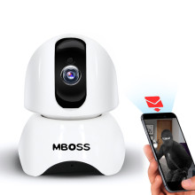 Mini Hidden Wireless Home Security Guard IP Camera