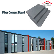 External Panel Fireproof Non-asbestos 9mm Fiber Cement Board