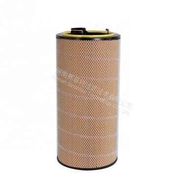 Square End Cap Air Filters
