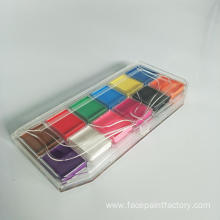 washable face paint kit private label face painting