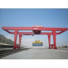 50 Ton Container Double Beam Gantry Crane