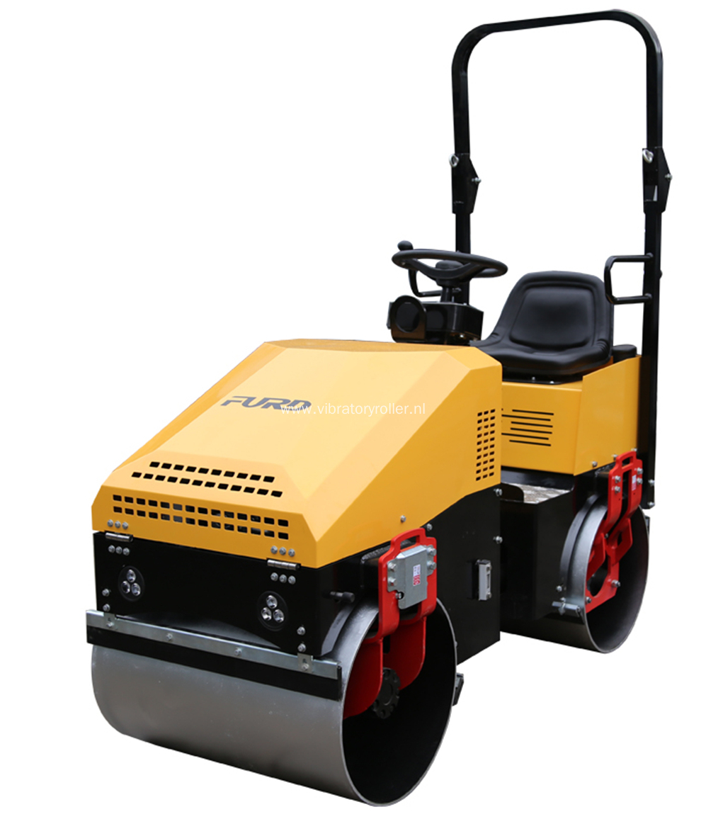 Hydraulic Driving Mini Road Roller Price