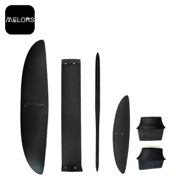 Water Sport Boardfoil Full Carbon Fiber Material Surfboard