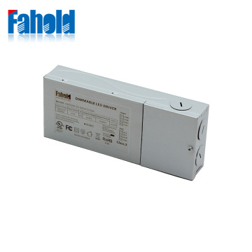 UL FCC Certified Constant Constant Current 25-42V Led Driver