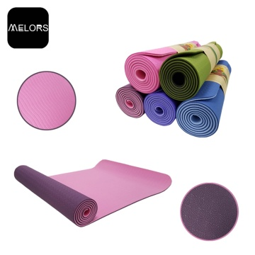 Customized TPE Yoga exercise Accessories Non-slip Yoga pad