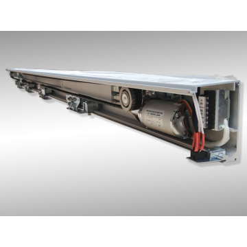 Electric automatic glass sliding door operator