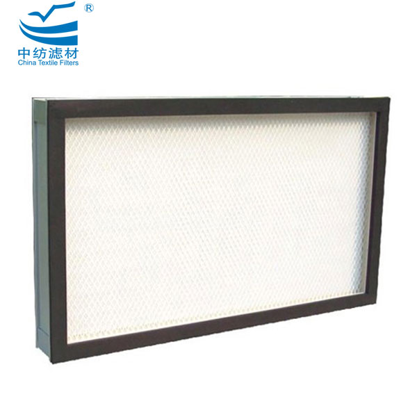 Disposable Operating Room Hepa Air Filter Box