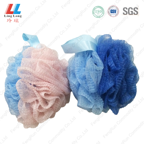 Innovative mesh goodly sponge ball