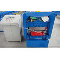 Ghana Steel Self Lock Roof Sheet Machine