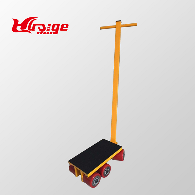 15 ton transport trolley moving roller skates