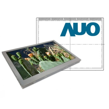 AUO G150XVN01 2 15inch Industrial Application Panel 1024X768