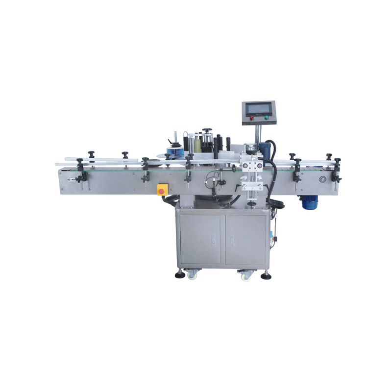 Automatic heat shrinkable film of label machine