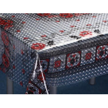 Manufacturer for 3D Embossed Printed Pvc Table Cover 3D Embossed Printed Table Mat export to India Supplier