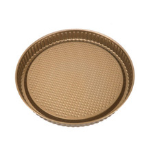 10.5'' Deep Dish Pizza Pan Non-stick Pie Tray