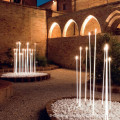 Decorative Fiber Optic Outdoor Floor Lamp
