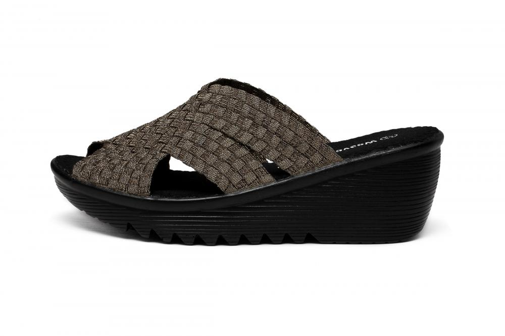 Breathable Woven Slippers
