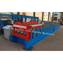 Hot sale for Roofing Sheet Manufacturing Machine Three Waves  Floor Decker Roll Forming Machine export to Sierra Leone Factories