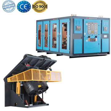 foundry industrial scrap melting electric furnace for sale