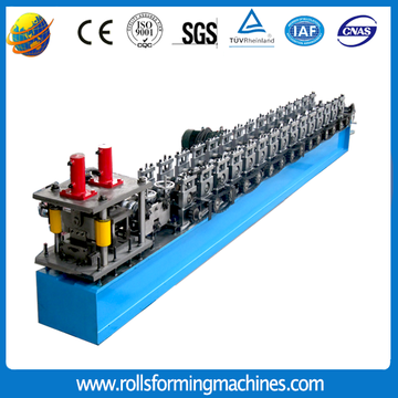 ZT-87 Shutter Door Roll Forming Machine