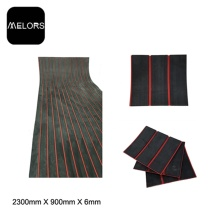 Melors Adhesive Flooring Composite Decking Material Deck Mat