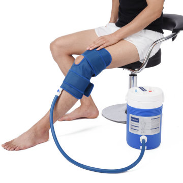 Physical Cryo Knee Rehabilitation Cryo Cuff Therapy System