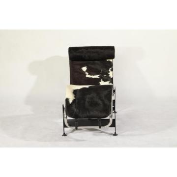 Le Coebusier LC4 pony skin chair replica