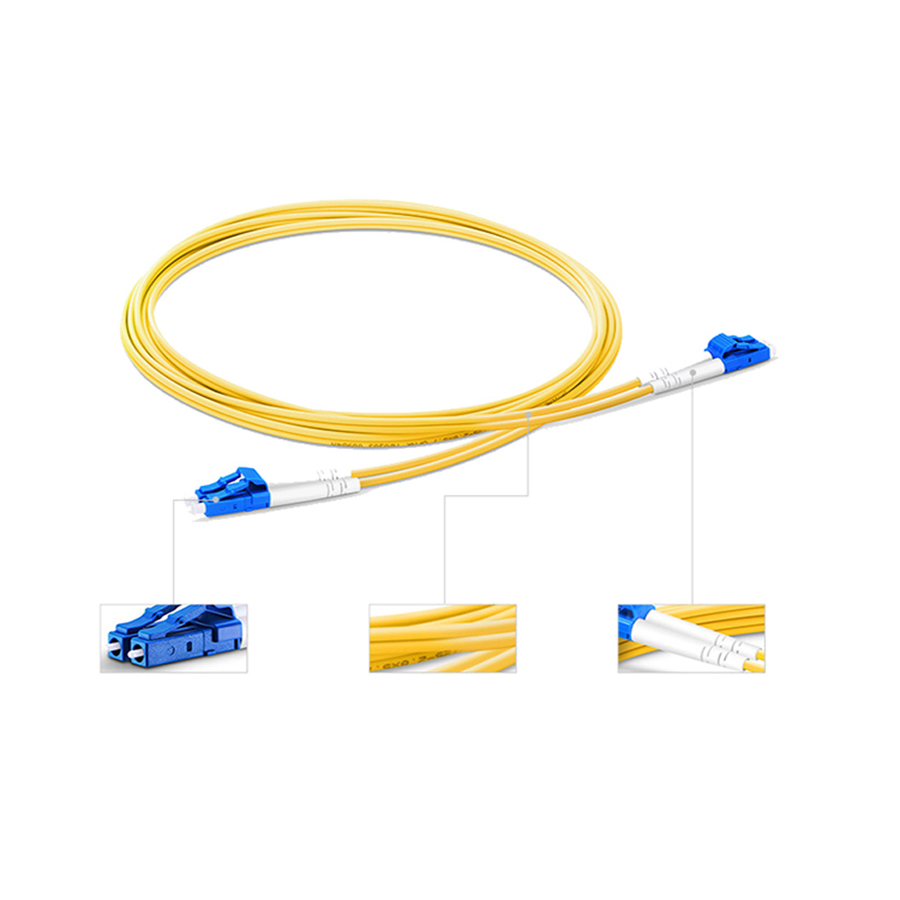 Lc Duplex Patch Cord